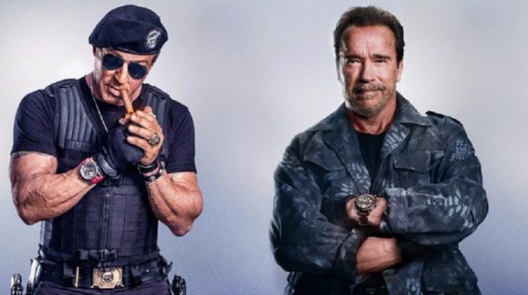 Stallone y Schwarzenegger renuncian a cuarta parte de «Los indestructibles»