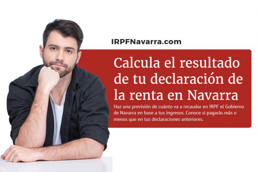 """UPN sobre su web: """"Molesta que los ciudadanos sepan que les han subido los impuestos"""""""
