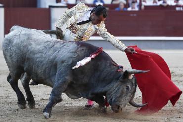 """Decepciona los """"victorinos"""" en Las Ventas ante 17.000 espectadores"""