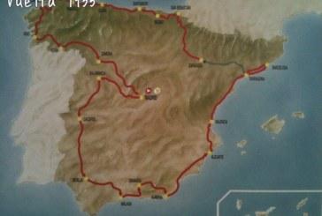 Comienza la Vuelta Ciclista a España