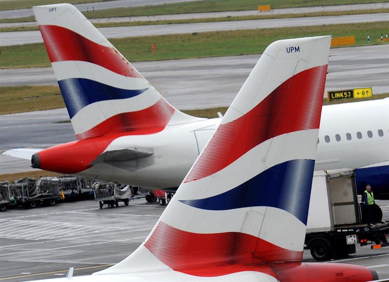 British Airways sufre un ciberataque