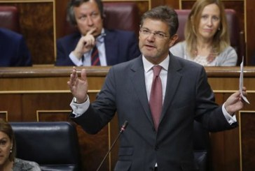 Catalá: La aplicación del 155 finalizará con las elecciones del 21 D