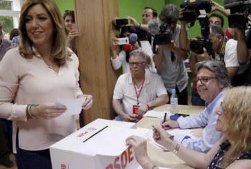 Díaz: «Comienza la cuenta atrás, a partir de mañana se va a levantar el PSOE»