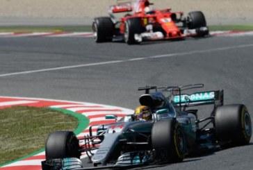 Hamilton, por delante de Vettel en el primer entrenamiento libre en Austin