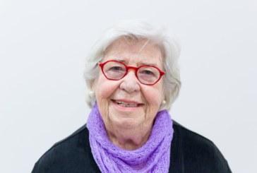 "La historiadora pamplonesa afincada en Estados Unidos Marysa Navarro Aranguren, nueva doctora ""honoris causa"" de la UPNA"