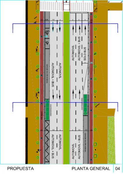 Grupo Técnico para Pío XII consensúa carril bici, espacio flexible multifuncional y dos carriles