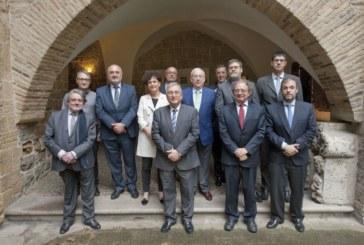 Los presidentes de cuentas autonómicos se reúnen en Comptos en Pamplona