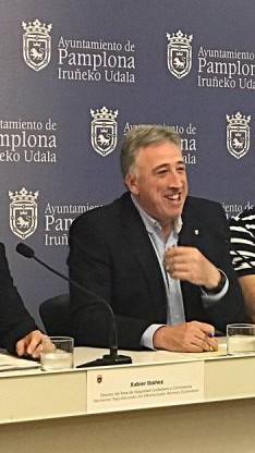 El Ayuntamiento de Pamplona acepta la ocupación ilegal del Palacio del Marqués de Rozalejo