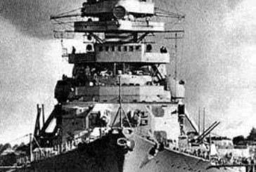 Se hunde el buque alemán Bismarck