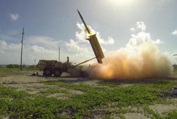 EEUU dice que su escudo antimisiles THAAD está ya operativo en Corea del Sur