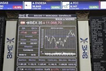 La Bolsa española cierra con un alza de 0,25 % y trata de digerir anuncio de BCE