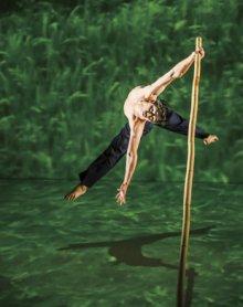 AGENDA: 20 de mayo, en Baluarte de Pamplona, 'Rice' de Cloud Gate Dance Theatre de Taiwán