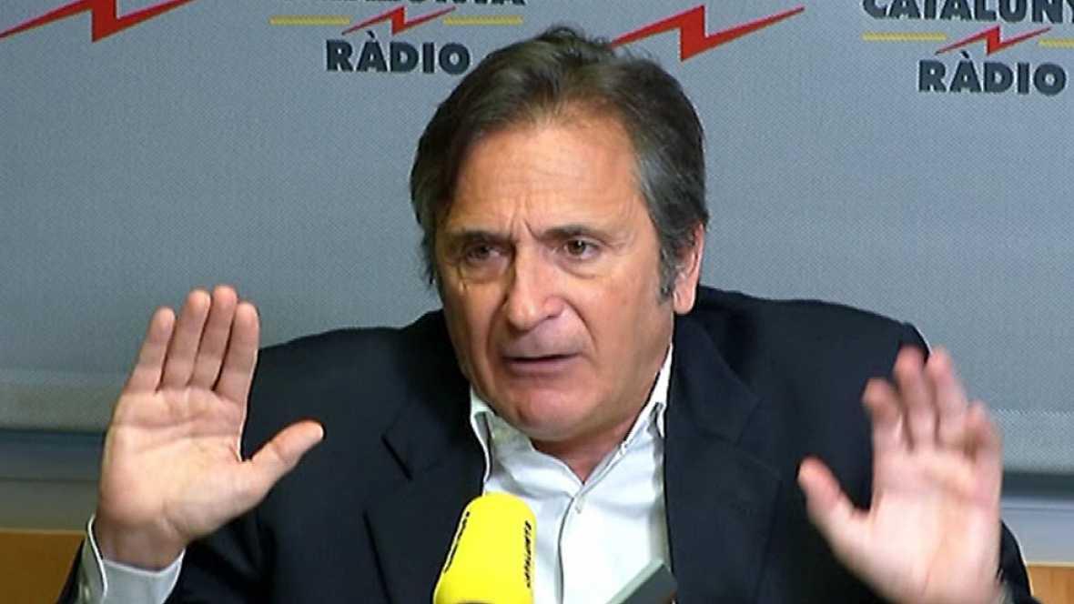 """Josep Pujol afirma que el dinero oculto en Andorra era un """"pequeño pecado"""" por tener un presidente """"first class"""""""