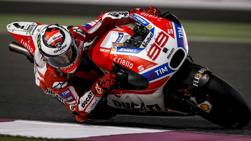 Jorge Lorenzo ficha por el equipo Repsol Honda