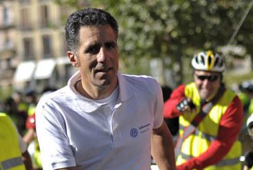 Induráin pide concienciación y respeto entre ciclistas y conductores