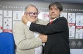 Osasuna patrocinará al Xota con 112.000 euros por una temporada