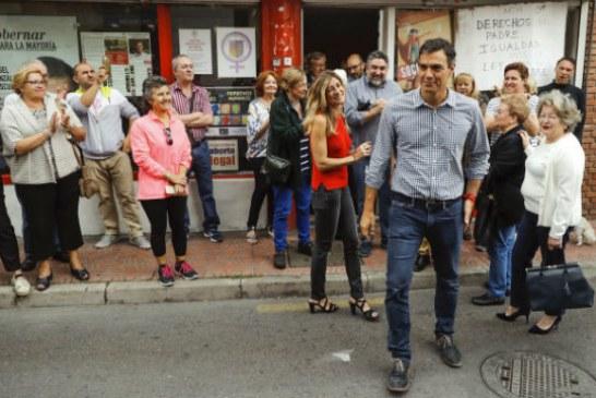 Sánchez gana las primarias del PSOE y volverá a Ferraz como secretario general