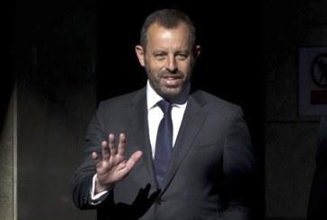 El fiscal pide prisión para Rosell por blanquear comisiones del fútbol brasileño