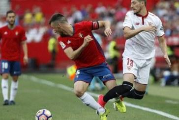 5-0: Osasuna se despide de Primera con una dura derrota