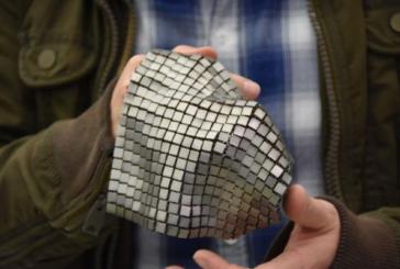 Los astronautas pondrán imprimir en 3D sus trajes en el espacio
