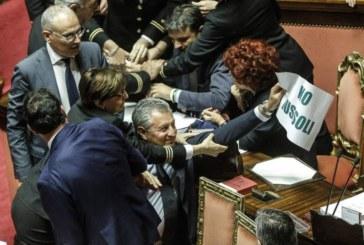 Bronca en el Senado italiano por la ley que da la nacionalidad a los hijos de inmigrantes