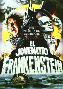 Cartel El jovencito Frankenstein (27J) _RoofTop 2017