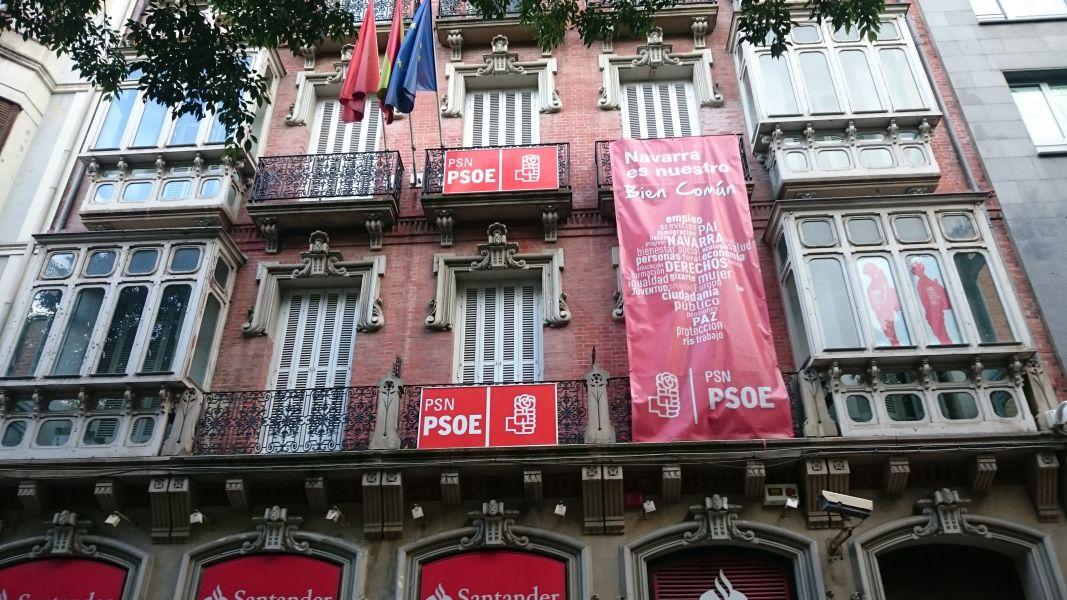 El PSN traslada su apoyo a alcaldes y concejales del PSC por defender la legalidad