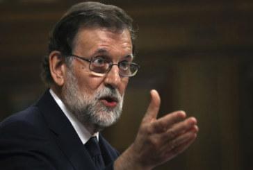 Rajoy: la amnistía fiscal se hizo por la «situación límite» que dejó PSOE