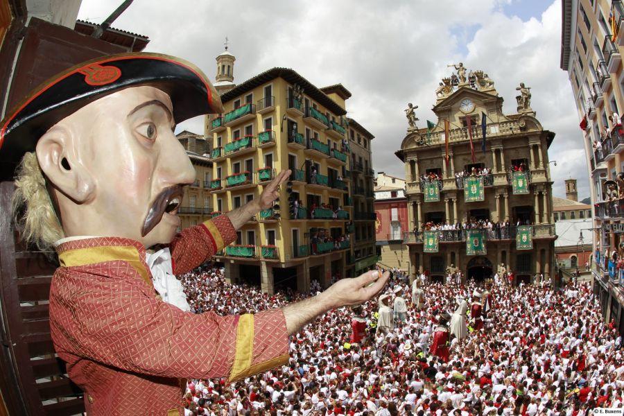 Presentada la programación de las fiestas de San Fermín