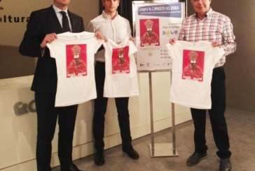 Comienza la venta de la camiseta infantil solidaria de San Fermín en El Corte Inglés