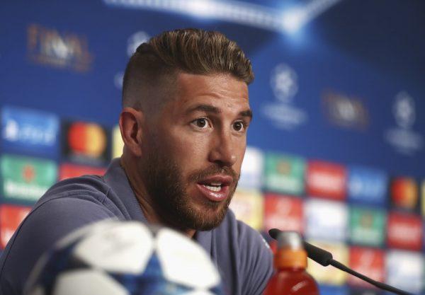 """Sergio Ramos: """"Sería un sueño conseguir la tercera Champions consecutiva"""""""