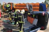 Los 15 aspirantes a ocupar la plaza de bombero comienzan el curso de formación básica