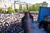 UPN no asistirá al cohete de Barañáin como rechazo a la alcaldesa de EH Bildu
