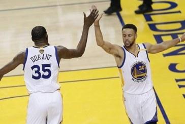85-108. Curry y Durant dan nuevo título a unos Warriors de dinastía