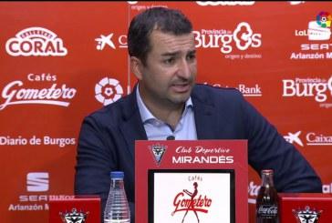 Diego Martínez, nuevo entrenador de Osasuna