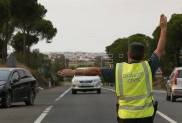 Reabiertas las principales carreteras afectadas por el incendio en Moguer