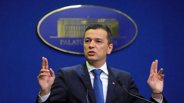 El primer ministro rumano, Sorin Grindeanu, cae en una moción de censura de su propio partido