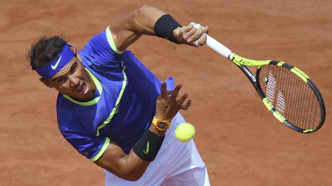 Bercow muestra su admiración por Nadal, Federer y el Masters de Madrid