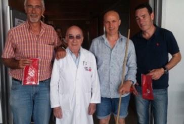 El Encierro y sus protagonistas en el programa HOSVitalidad del Hospital San Juan de Dios de Pamplona