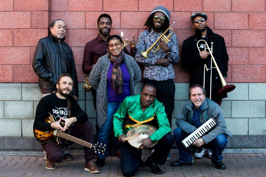 The Skatalites pondrán su broche jamaicano a las músicas del mundo en la plaza Compañía.