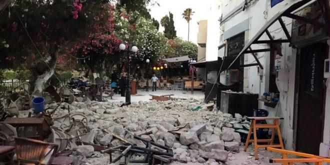 Un turista sueco y otro turco fallecidos en el terremoto en Kos