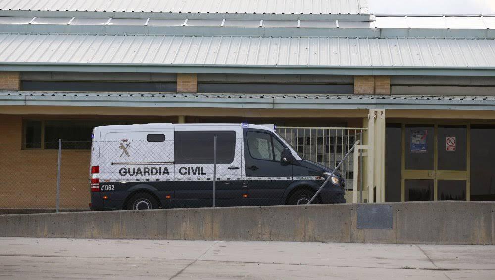 Ángel María Villar ingresa en la prisión de Soto del Real