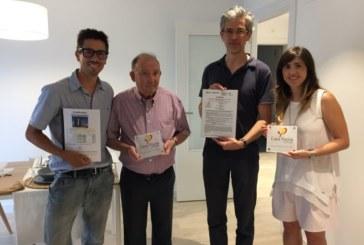 COAVNA: Cuatro arquitectos navarros de VArquitectos reciben el premio 'Passivhaus'
