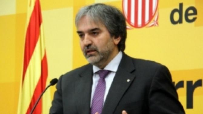 El secretario de Presidencia del Govern, Joaquim Nin, imputado por el 1-O