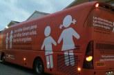 La Audiencia de Madrid da la razón a HazteOir y el autobús podrá circular de nuevo por Madrid