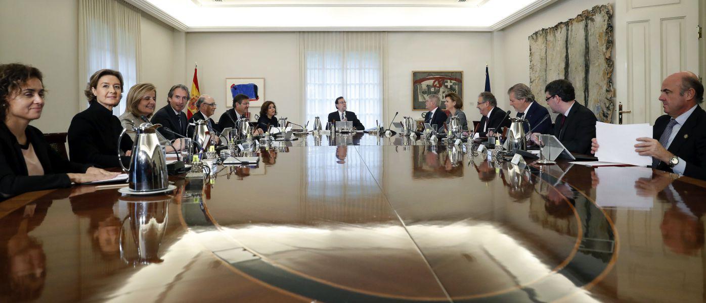 El Consejo de Ministros que aplicará el 155 se reunirá a las 10:00 horas del sábado