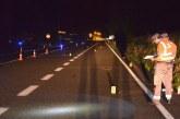 Fallece un peatón de 43 años al ser atropellado en Santesteban