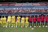 Osasuna presenta las nuevas equipaciones