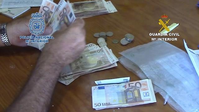 Desarticulada una red de blanqueo de dinero del narcotráfico en empresas vacacionales