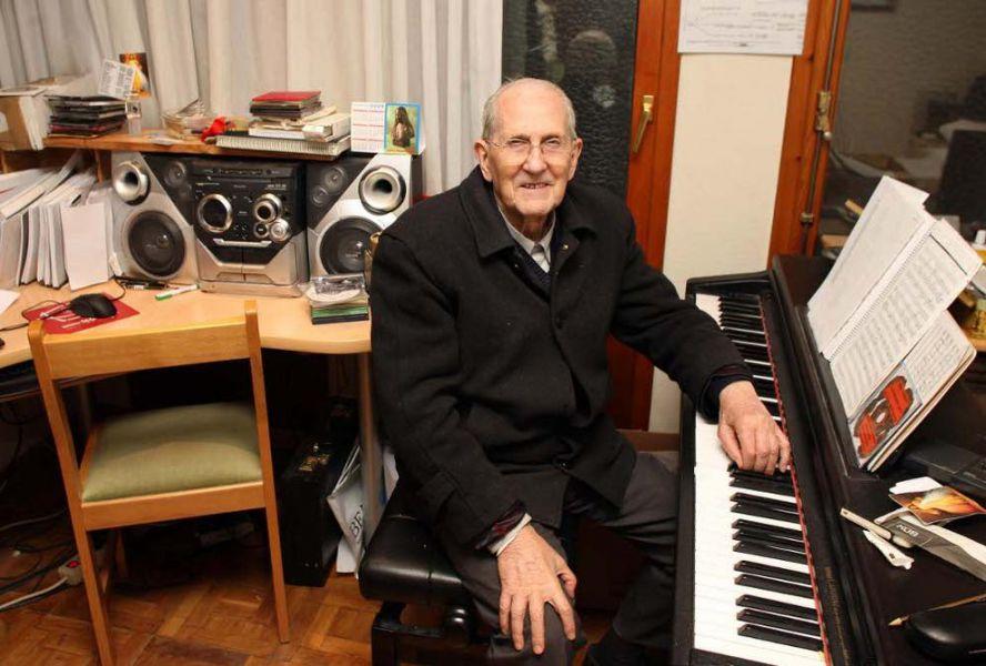 Muere el compositor navarro José María Goicoechea